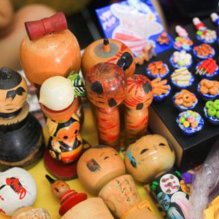 Chiếc đũa thần kỳ và đêm Halloween huyền bí tại Saigon Holiday Market