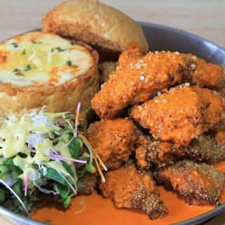 Đi đâu để ăn gà Hàn Quốc đúng điệu?