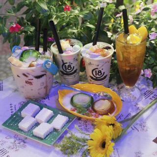 """[ĐN] Quán trà sữa - cafe """"18 độ C"""" chưa bao giờ ngừng """"hot"""" ở Đà thành"""
