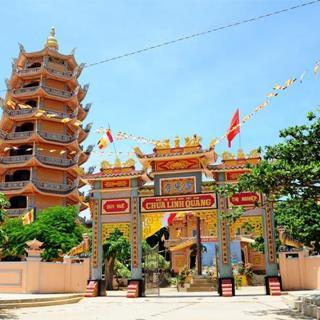 List chùa cầu duyên đầu năm ở Bình Thuận