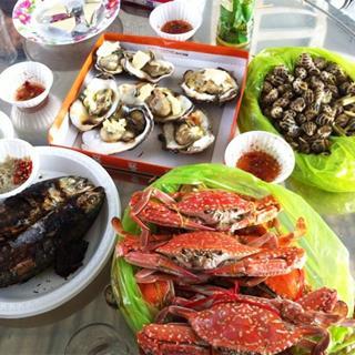 (VT) Ăn uống thả ga tại 5 thiên đường hải sản giá rẻ ở Vũng Tàu