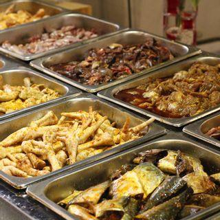 """(HCM) """"Phát sốt"""" với những quán buffet thịt nướng chỉ 99k"""