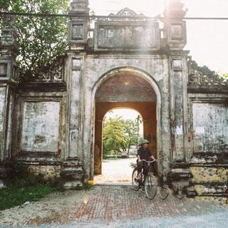 (Hà Nội) Ít ai biết ở gần Hà Nội có ngôi làng cổ hơn 200 năm tuổi, đẹp như tranh!