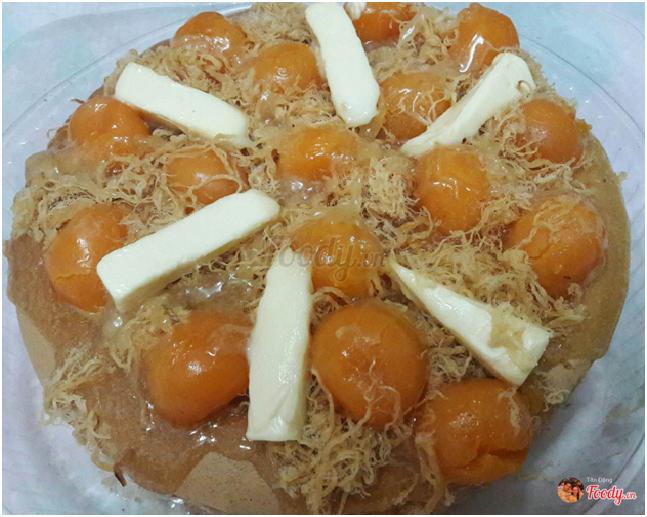 Beo Bakery - Bánh Bông Lan Trứng Muối 2