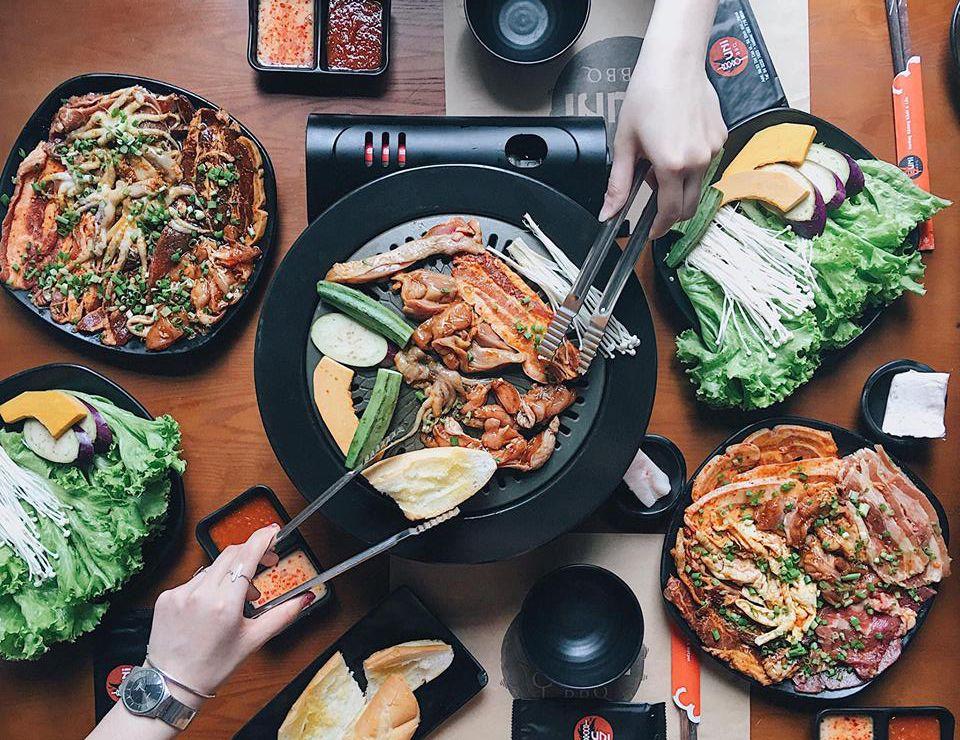 TableNow_Nhà Hàng Giá Rẻ_Uni BBQ