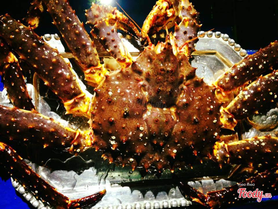 Nhà Hàng Hải Sản Java Crawfish
