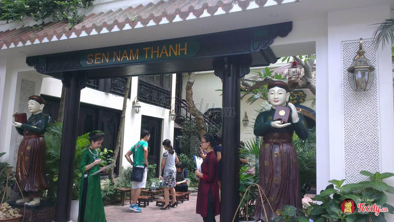 Buffet Sen Nam Thanh