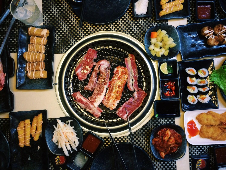 Nhà Hàng Bình Dân_Seoul BBQ