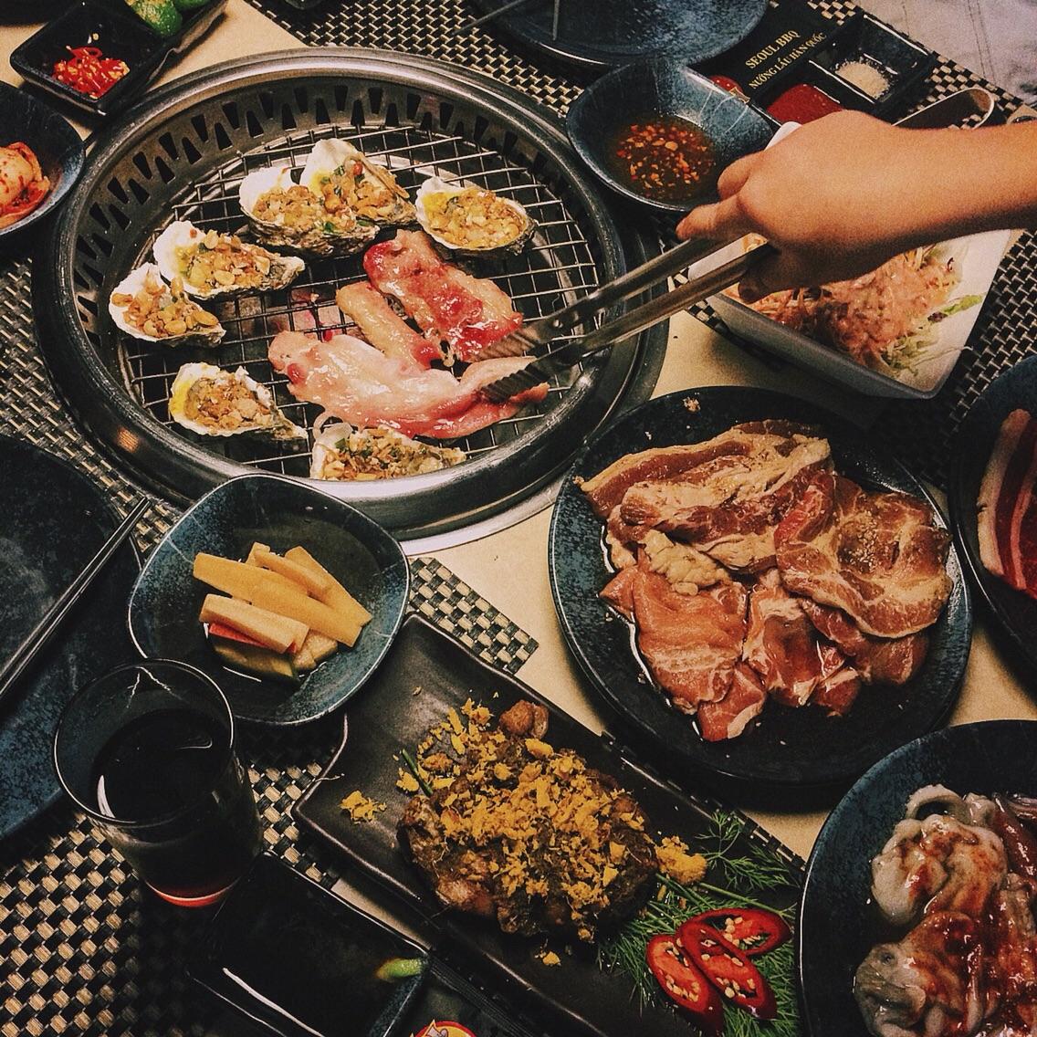 TableNow_Nhà Hàng Giá Rẻ_Seoul BBQ
