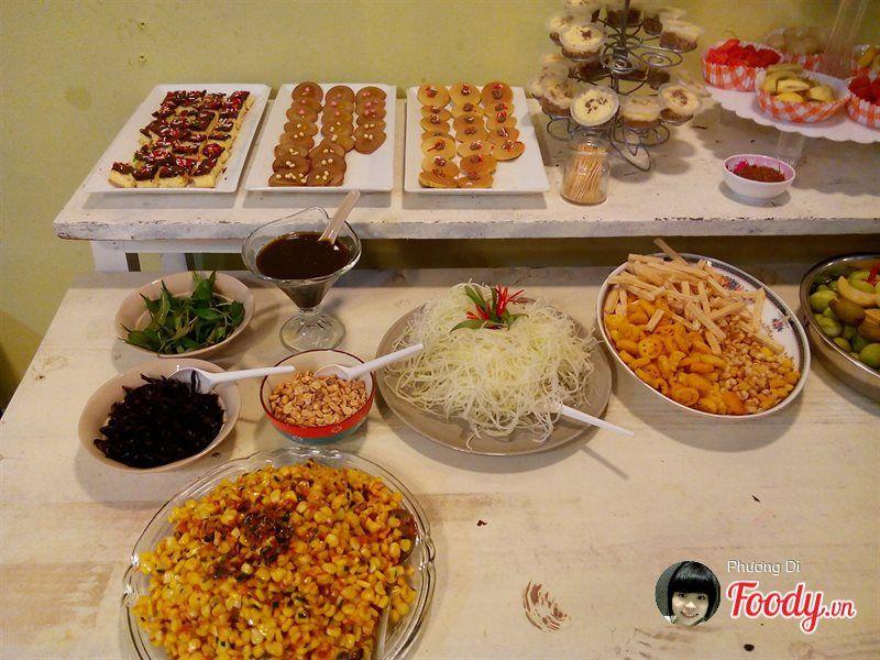 Furin buffet - 5
