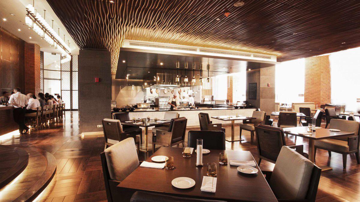 Nhà hàng Âu French Grill