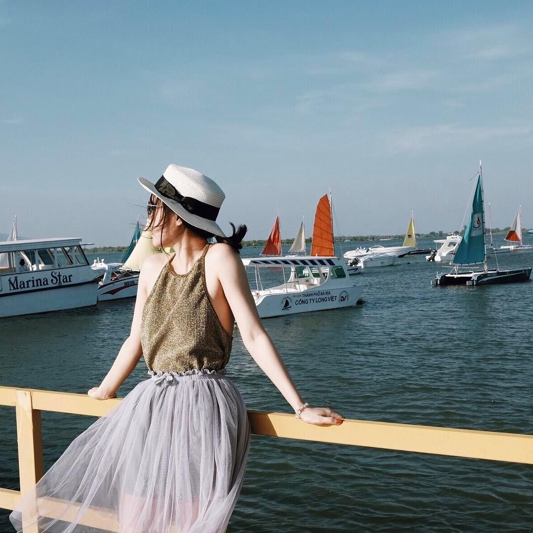 điểm chụp hình đẹp tựa trời Âu ở Vũng Tàu