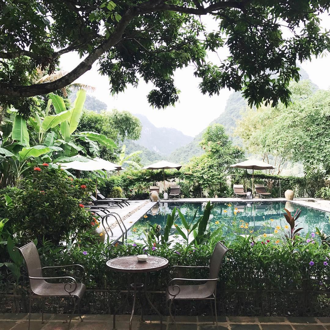 Những điểm nghỉ dưỡng đẹp mê hồn quanh Hà nội 2
