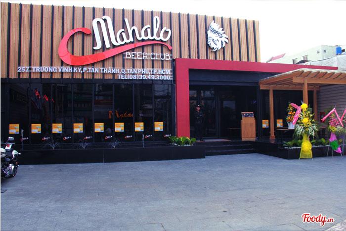 Kết quả hình ảnh cho MAHALO BEER CLUB