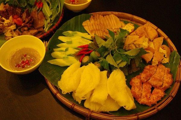"""Tuyệt vời quán bún đậu mắm tôm """"hot"""" nhất Sài Gòn 8"""