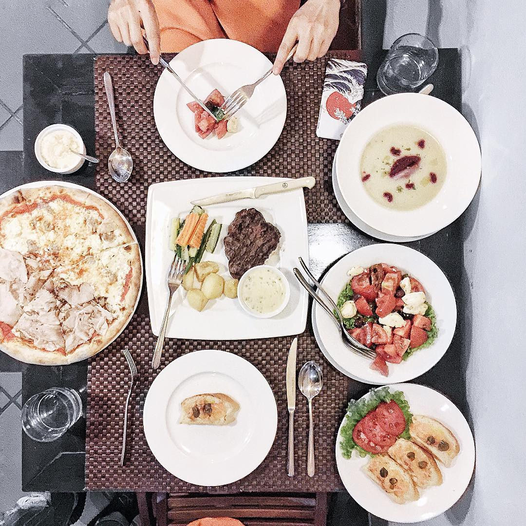Pizza - Luna D'Autunno