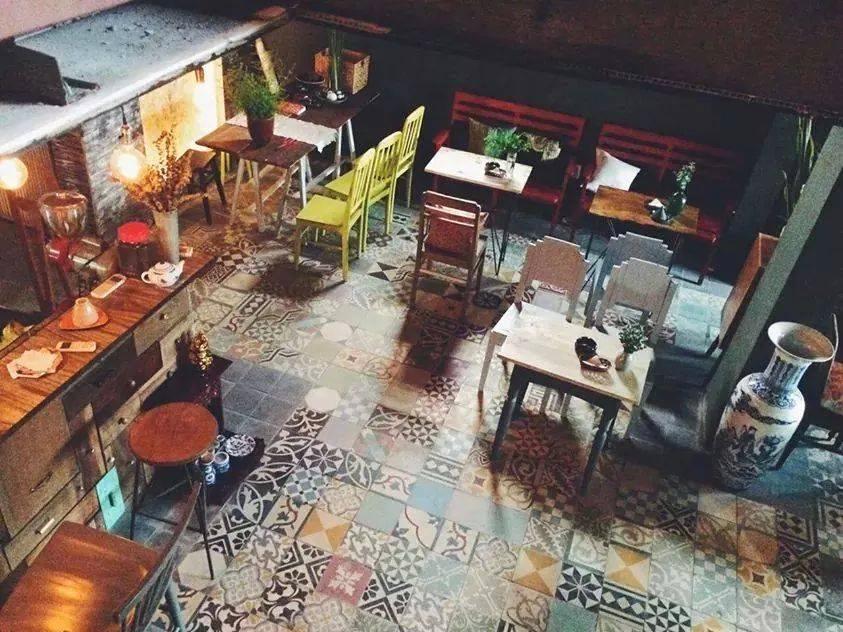 Những quán cafe đẹp ở các quận trung tâm Sài Gòn. Ảnh 27
