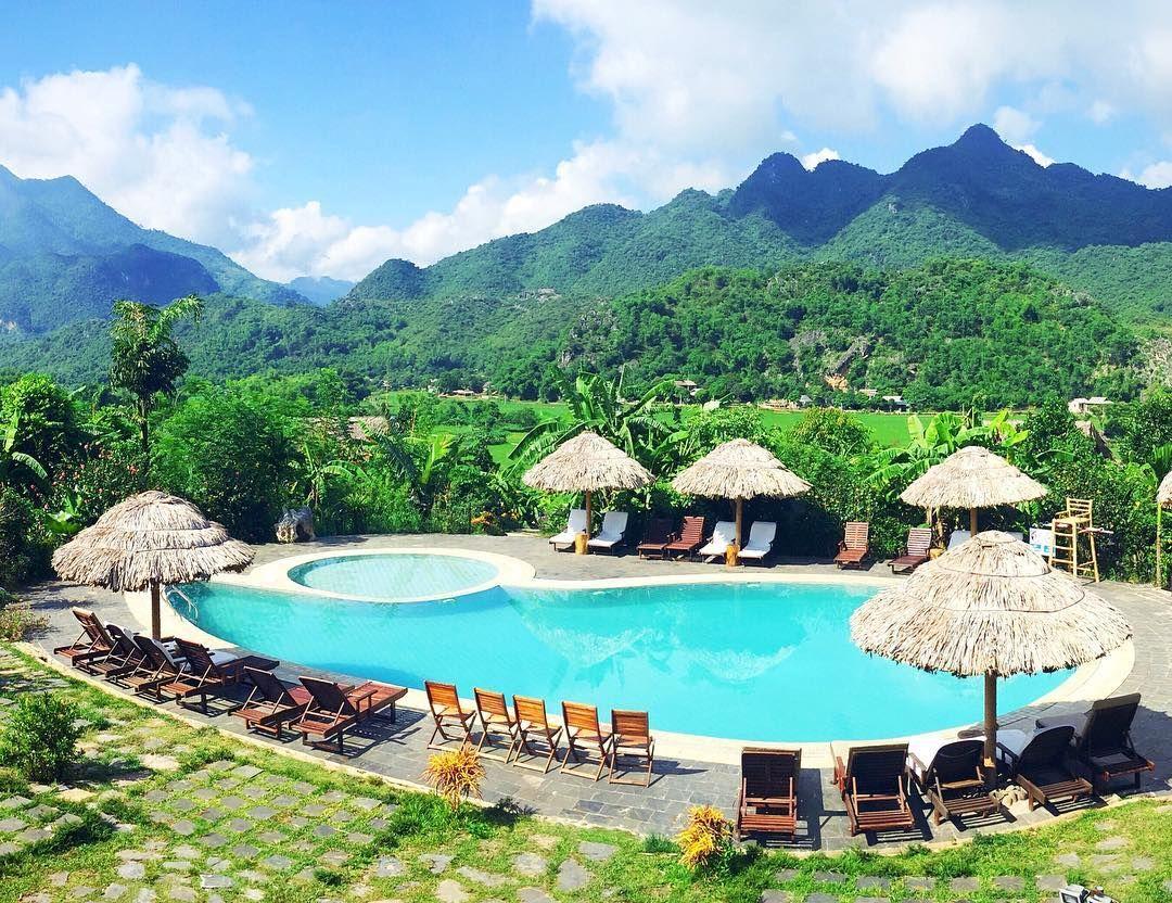 Những điểm nghỉ dưỡng đẹp mê hồn quanh Hà nội 9