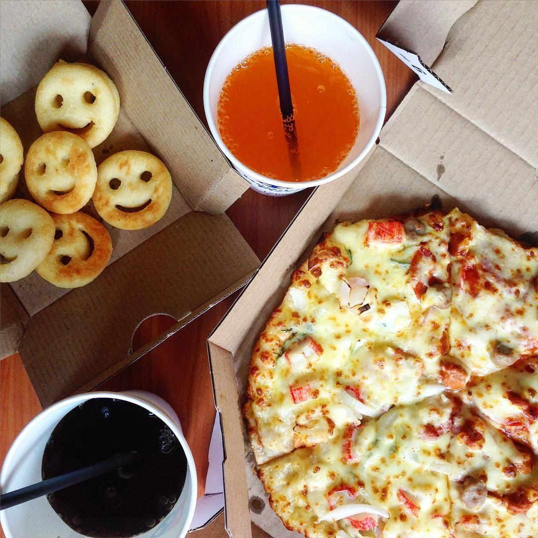 Pizza - Domino Pizza