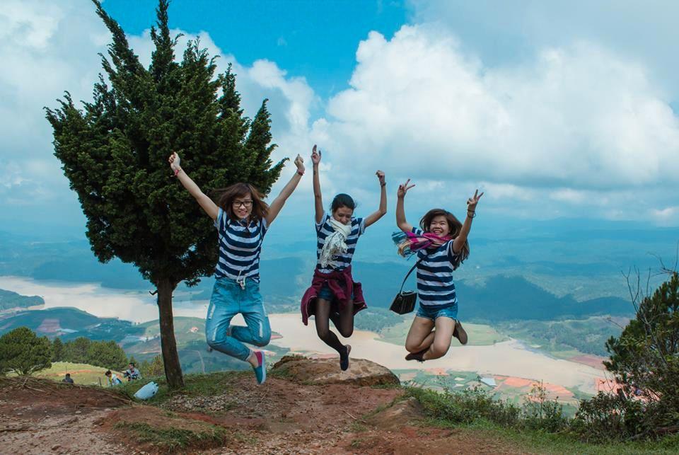 Đỉnh núi Lang Biang