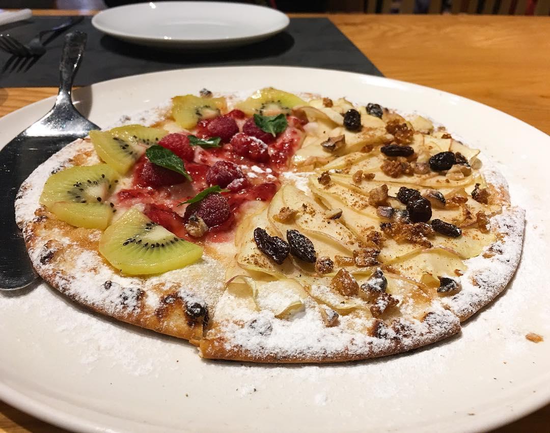 Pizza - Pizza 4P's