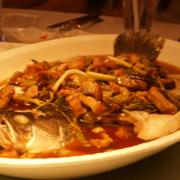 Cá chiêm trưng Triều Châu