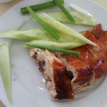 Cơm Gà Thượng Hải - Ẩm Thực Trung Hoa