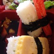 Sushi kèm
