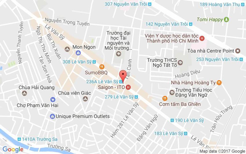 Bản đồ - Nhà Hàng Hương Cau - Ẩm Thực Việt