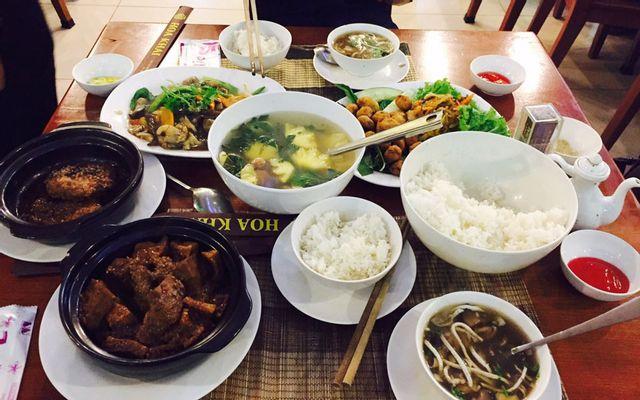 Hoa Khai - Nhà Hàng Chay ở TP. HCM