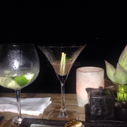Gin Gordon's No.3 with tonic Good!