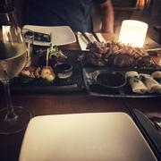Các món hải sản cực ngon, món bò thì bình thường