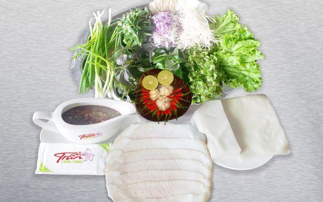 Bánh Tráng Thịt Heo Trần - Lê Duẩn