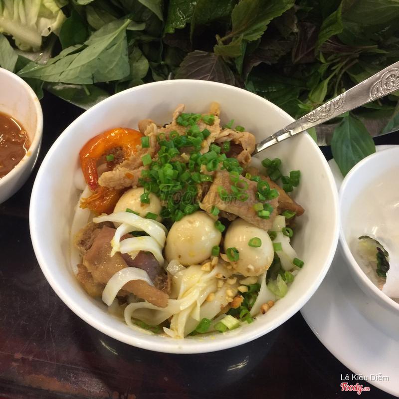 Bánh Tráng Thịt Heo TRẦN - Lê Duẩn ở Đà Nẵng