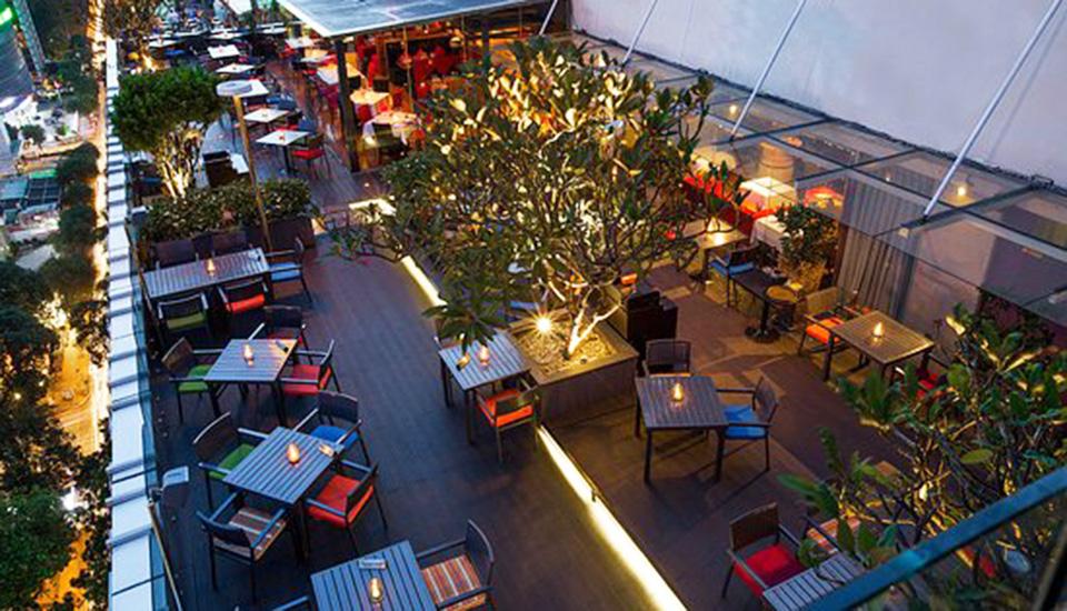 Shri - Rooftop Restaurant & Lounge ở Quận 3, TP. HCM