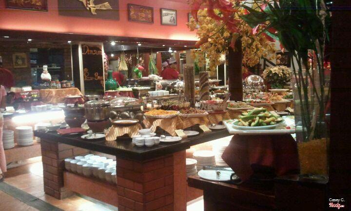 buffet hải sản ngon tại hà nội_Buffet Việt