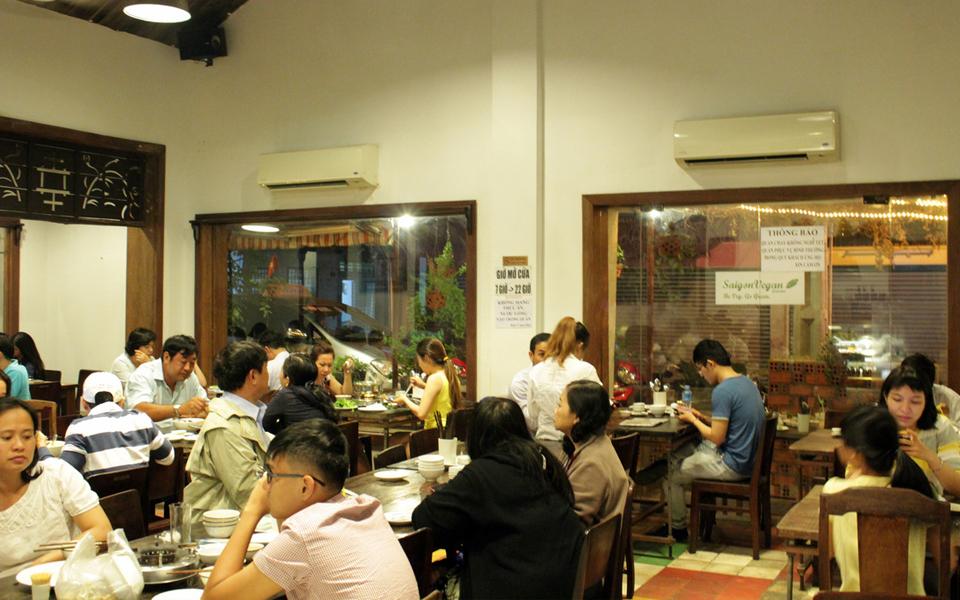 Saigon Vegan - Quán Chay