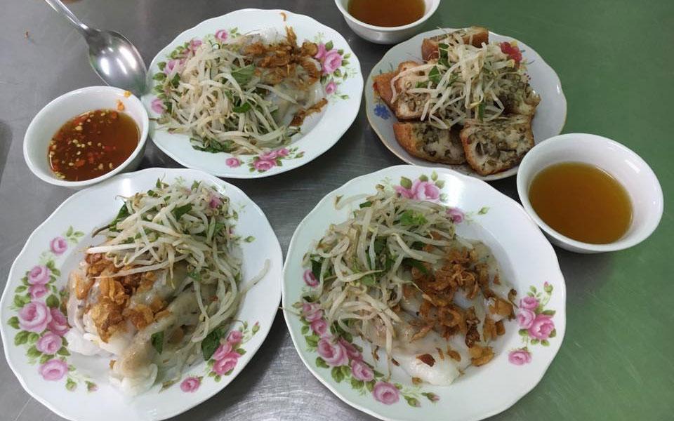 Bánh Cuốn Tây Hồ - Đinh Tiên Hoàng