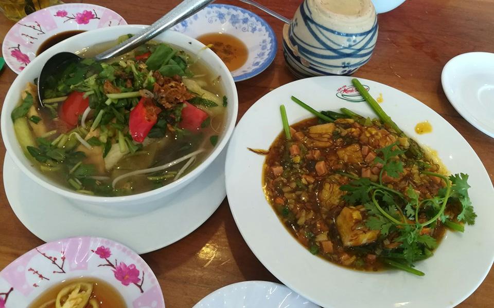 Hạnh Dung - Ẩm Thực Chay Mặn