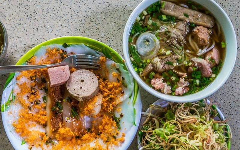 Bún Bò Huế Đông Ba - Nguyễn Du ở TP. HCM