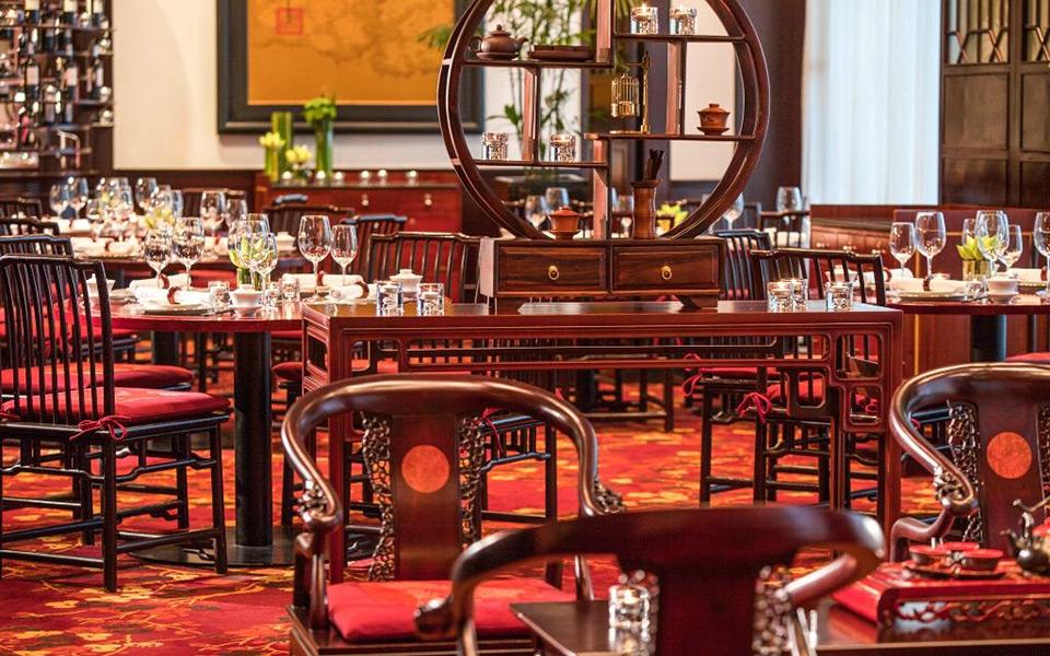 Kabin Restaurant - Renaissance Riverside Hotel