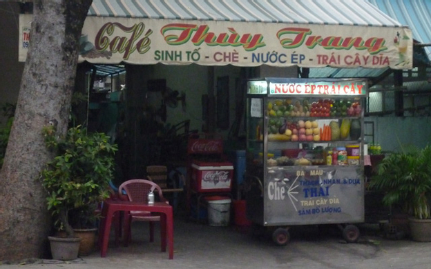 1812 Phạm Thế Hiển, P. 6 Quận 8 TP. HCM