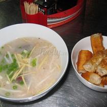 Cháo Mực Thanh Sơn