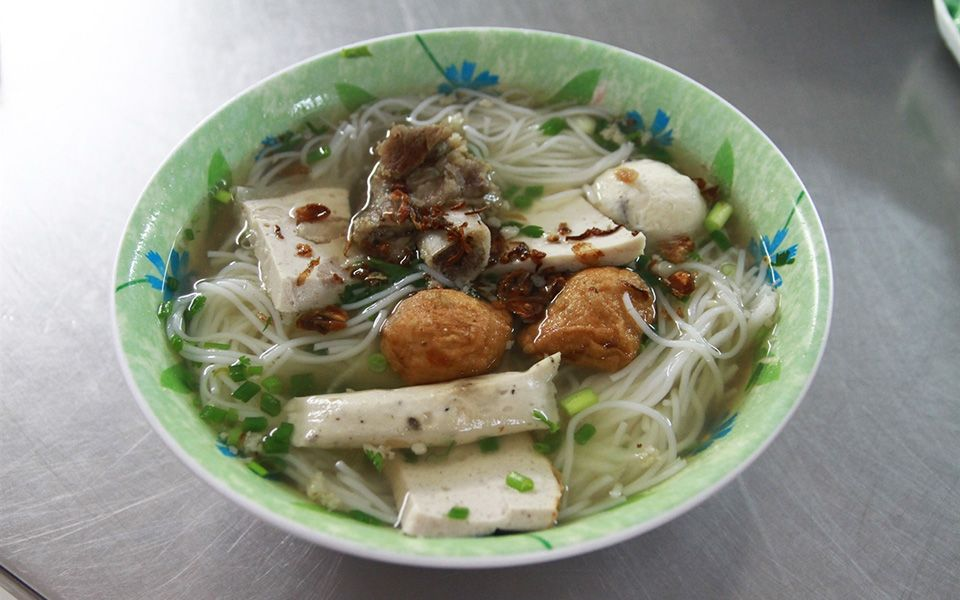 Bún Mọc Thanh Mai - Chợ Bến Thành