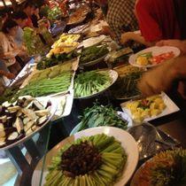 Buffet Tân Cảng - Lẩu & Nướng