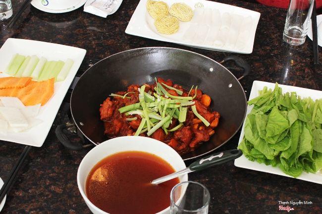 Nhà hàng Hồng Kông - Lẩu Khô Hồng Kông