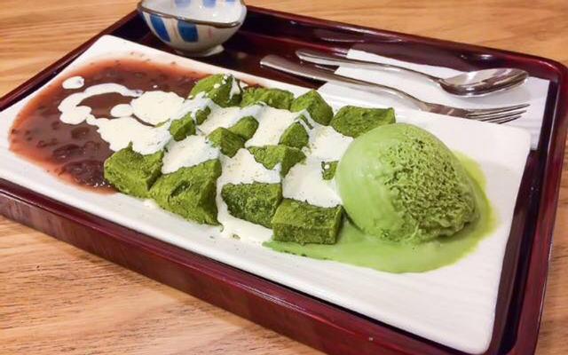 MOF Japanese Dessert Cafe - Parkson Hùng Vương