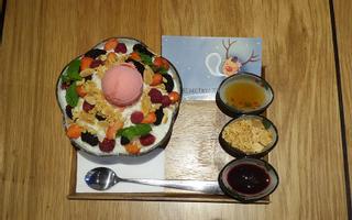 MOF Japanese Dessert Cafe - Crescent Mall