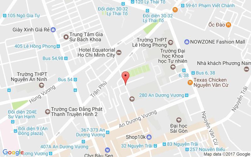 Bản đồ - Con Cò - Ẩm Thực Trung Hoa