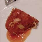 cá chẽm sốt chua ngọt